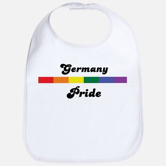 Germany pride Bib
