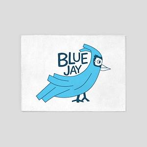 Bluejay 5'x7'Area Rug