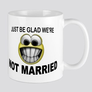NOT MARRIED Mugs