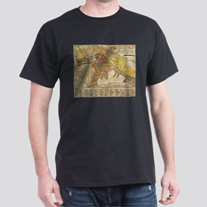 Vintage Map of Berlin Germany (1789) T-Shirt