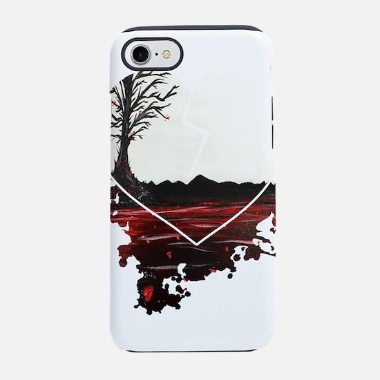 Broken Heart iPhone 7 Tough Case
