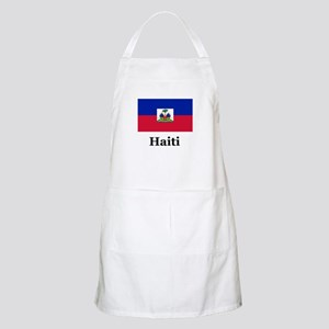 Haiti BBQ Apron