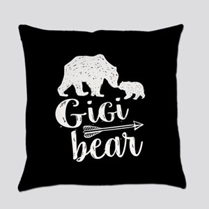 Gigi Bear Everyday Pillow