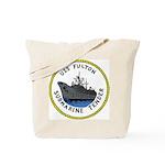USS Fulton (AS 11) Tote Bag