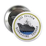 USS Fulton (AS 11) Button