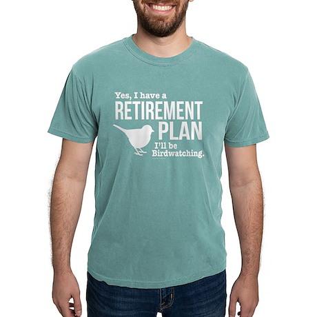 Birdwatching Retirement Plan T-Shirt
