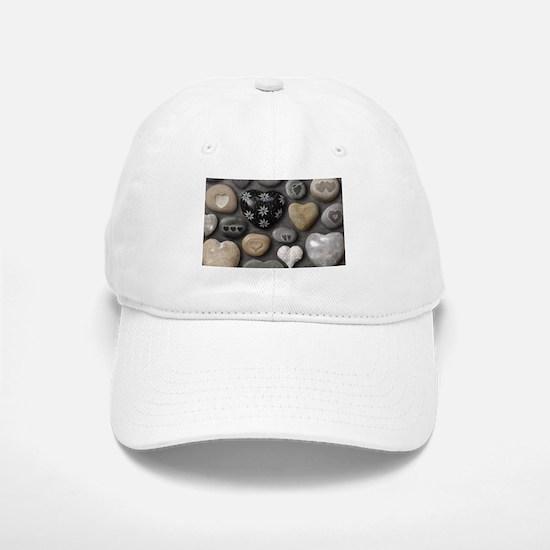 Love Stones Baseball Baseball Baseball Cap