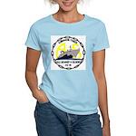 USS Howard W. Gilmore (AS 16) Women's Light T-Shir