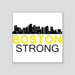 Boston Strong - Skyline Sticker