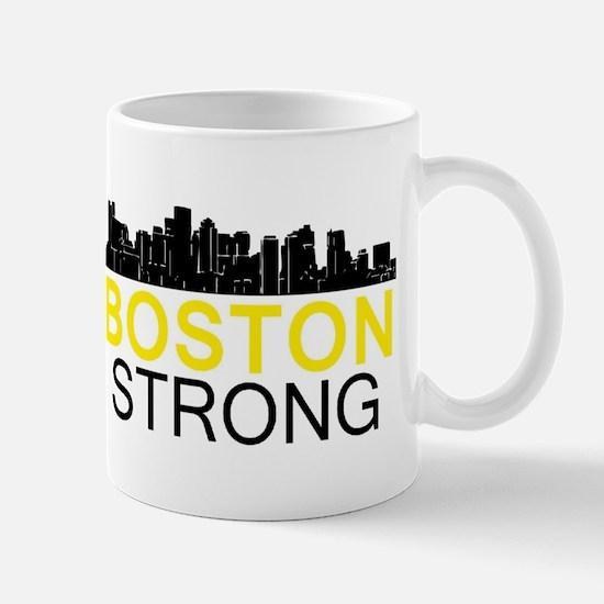 Boston Strong - Skyline Mugs