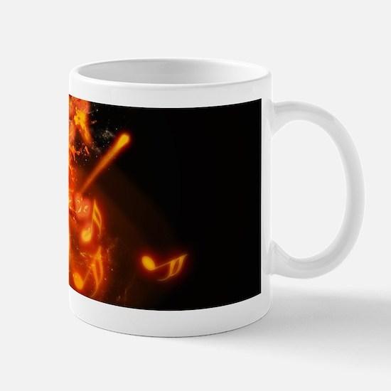 Awesome clef Mugs