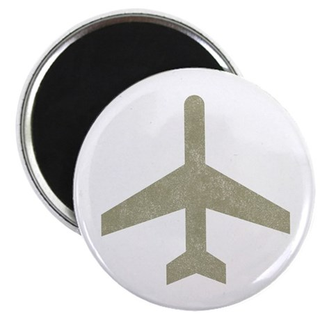 Vintage Aeroplane Magnet