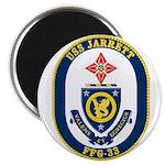 USS JARRETT Magnet