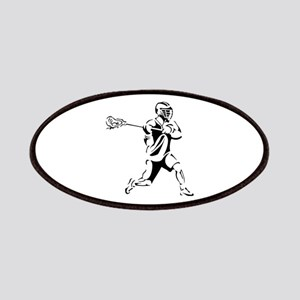 Lacrosse Player Action Patch