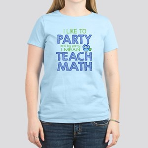 Math Party T-Shirt