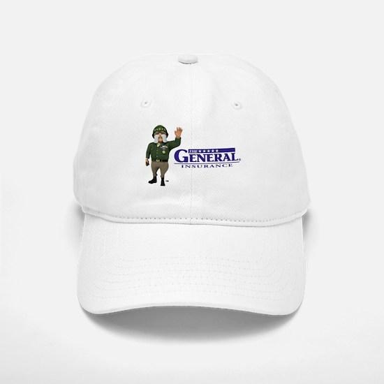 The General Logo Baseball Baseball Cap