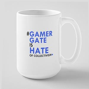 GG hates collectivism Mugs