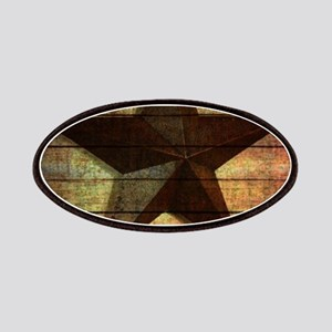 barn wood texas star Patch