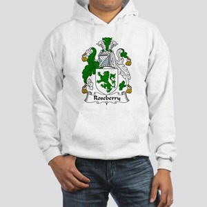 Roseberry Family Crest Hooded Sweatshirt