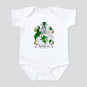 Roseberry Family Crest Infant Bodysuit