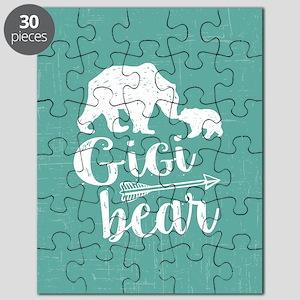 Gigi Bear Puzzle