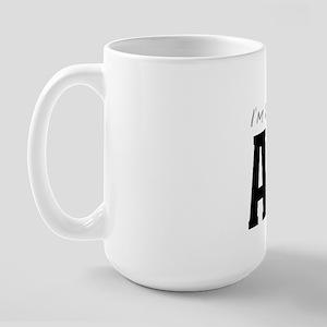Shhh... I'm Binge Watching ANTM Large Mug