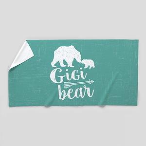 Gigi Bear Beach Towel