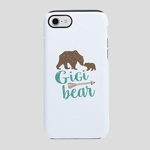 Gigi Bear iPhone 7 Tough Case