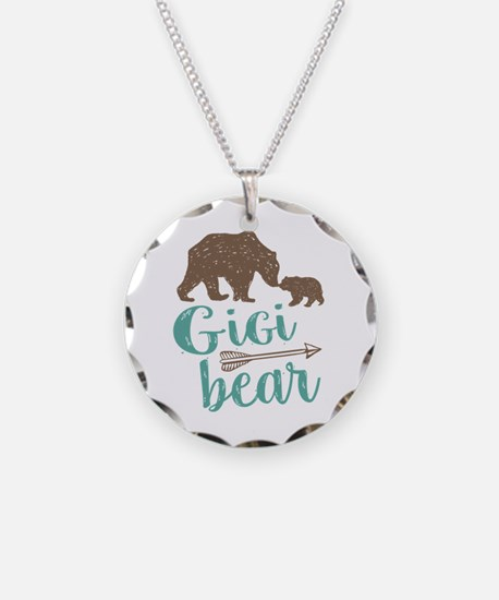 Gigi Bear Necklace
