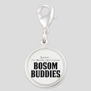 Shhh... I'm Binge Watching Bosom Buddies Silver Ro