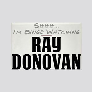 Shhh... I'm Binge Watching Ray Donovan Rectangle M