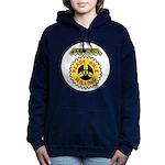 USS JASON Women's Hooded Sweatshirt