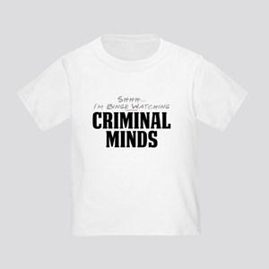 Shhh... I'm Binge Watching Criminal Minds Infant/T