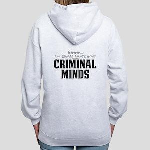 Shhh... I'm Binge Watching Criminal Minds Women's