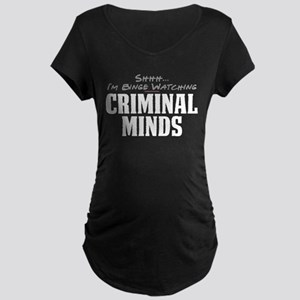 Shhh... I'm Binge Watching Criminal Minds Dark Mat
