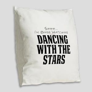 Shhh... I'm Binge Watching Dancing With the Stars