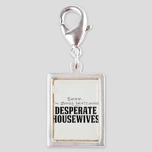 Shhh... I'm Binge Watching Desperate Housewives Si