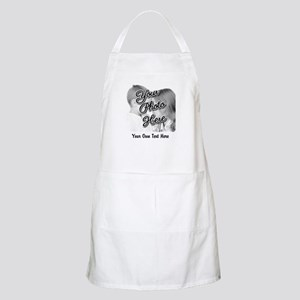 CUSTOM Photo and Caption Apron