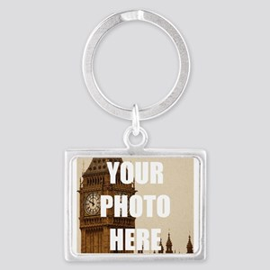 Your Photo Here Personalize It! Keychains