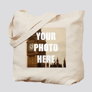 Your Photo Here Personalize It! Tote Bag