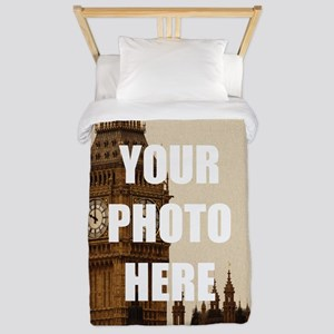 Your Photo Here Personalize It! Twin Duvet