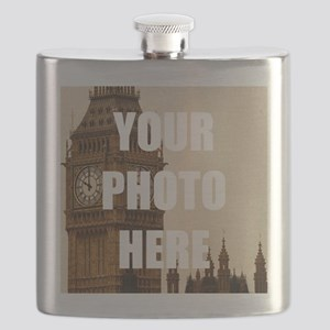 Your Photo Here Personalize It! Flask