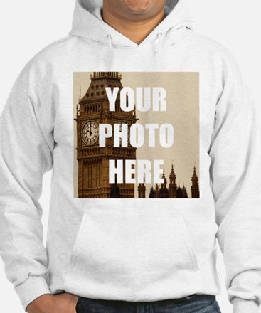Your Photo Here Personalize It! Hoodie