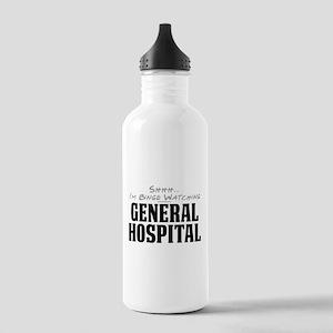 Shhh... I'm Binge Watching General Hospital Stainl