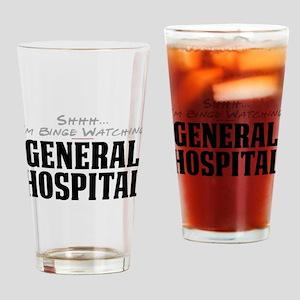 Shhh... I'm Binge Watching General Hospital Drinki