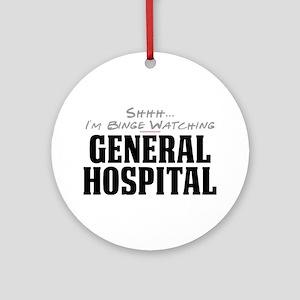 Shhh... I'm Binge Watching General Hospital Round
