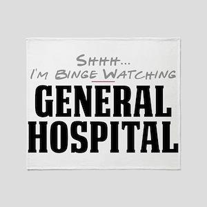 Shhh... I'm Binge Watching General Hospital Stadiu