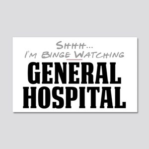 Shhh... I'm Binge Watching General Hospital 22x14