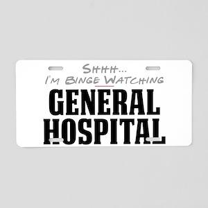 Shhh... I'm Binge Watching General Hospital Alumin