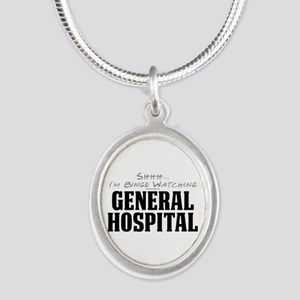 Shhh... I'm Binge Watching General Hospital Silver